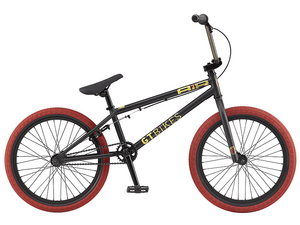 Rower GT BMX AIR  black 2019