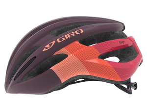 Kask szosowy Giro Saga Matte Dusty Purple Bars