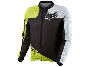 Bluza Fox Livewire Race LS Acid Green r. M