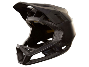 Kask downhillowy Fox Proframe Matte Black