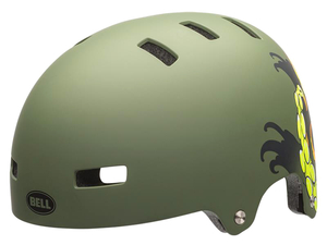 Kask Bell Local BMX matte grenade octobeast