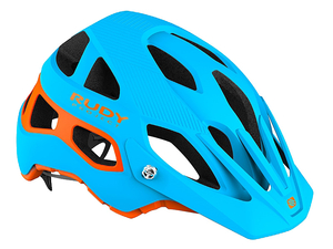 Kask Rudy Project Protera MTB Blue/Orange Matte