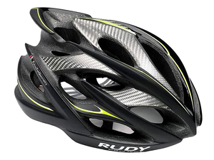 Kask Rudy Project Windmax szosowy/MTB black/yellow fluo  r. L