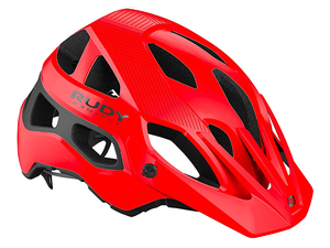Kask Rudy Project Protera MTB Red/Black Shiny-Matte