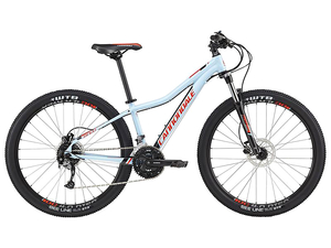 "Rower Cannondale Trail 27,5"" 2 Wms Tango blue 2017"