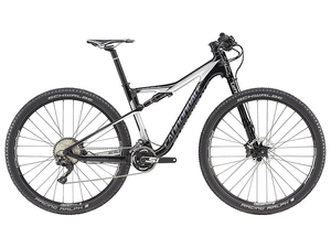 Rower Cannondale Scalpel Si 29 Carbon 4 blk 2017