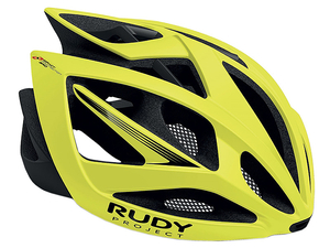 Kask Rudy Project Airstorm szosowy/MTB yellow fluo matte