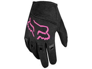 Rękawice Fox Junior Dirtpaw juniorskie black/pink