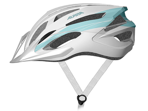 Kask Alpina MTB17 MTB  damski r. 54-58cm white/light blue
