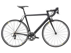 Rower Cannondale Super Six Evo Carb.105 blk 2018