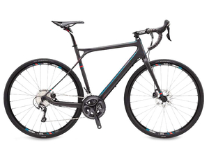 GT Grade Carbon Ultegra raw/orange 2016