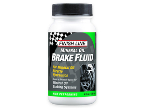 Płyn hamulcowy Finish Line Brake Fluid miner.120ml