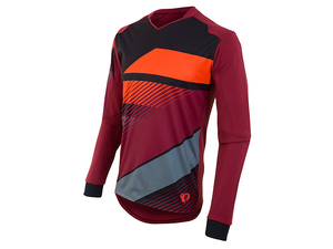 Koszulka Pearl Izumi Launch Thermal Tibetan red