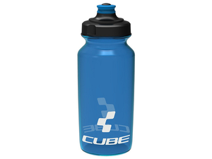 Bidon Cube Bottle Icon 0,5L blue - niebieski