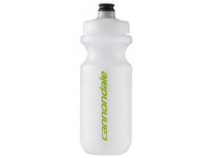 Bidon Cannondale Fade 550ml clear