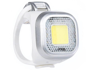 Lampa przód Knog Blinder Mini Chippy srebrny