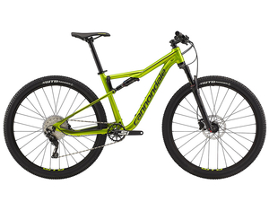 Rower Cannondale Scalpel Si 29 6 green 2019