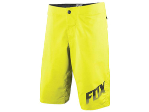 Spodenki Fox Indicator Flo Yellow r. 38
