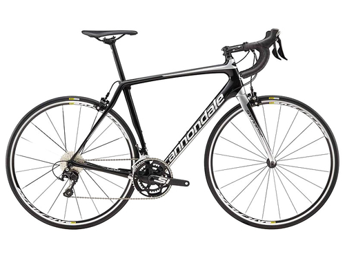Rower Cannondale Synapse Carbon 105 black 2018-21667