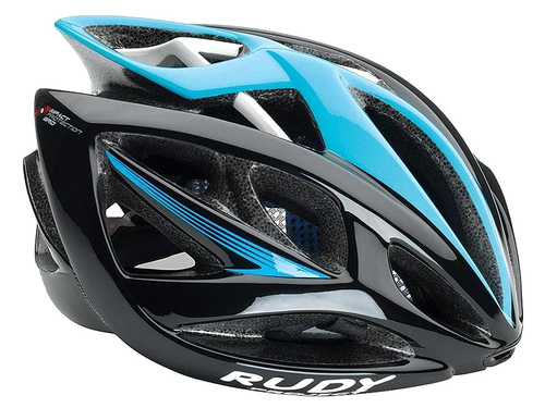 Kask Rudy Project Airstorm black/blue shiny S/M-13383