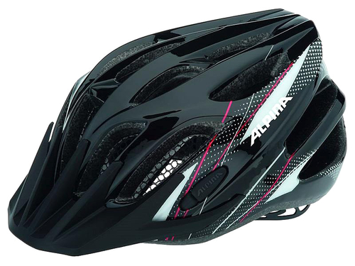 Kask Alpina FB Junior 2.0 Flash blk/whi/red 50-55-13363