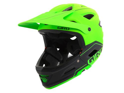 Kask Giro Switchblade Mips Downhill Matte Lime Black Sklep Rowerowy